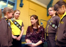 3rd wisbech Brownies