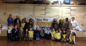 fundraising brownies
