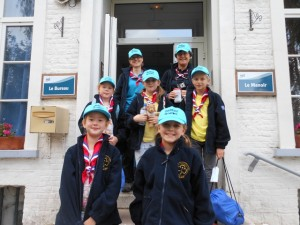 1st Witchford Brownies