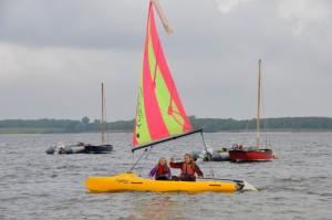 Grafham Water sailinh