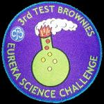 Eureka Science Challenge badge