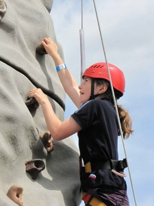 Guides reach new heights