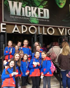 Melbourn Guides Wicked trip