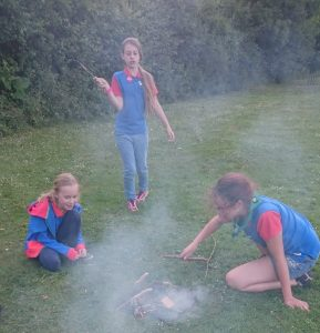 Anglia Outdoor Challenge - Cookout