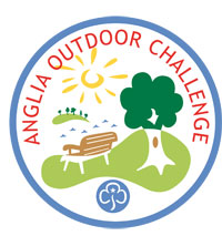 Anglia Outdoor Challenge- Badge