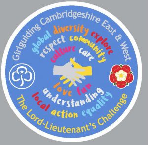 Lord-Lieutenant's challenge badge