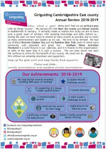 Annual review 2018-2019